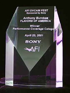 The AFI Award