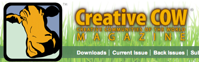 Creative COW Magazine - the world's biggest creative forums online.